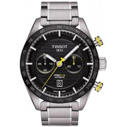 Tissot Men's Watch PRS 516 Automatic Chronograph T1004271105100