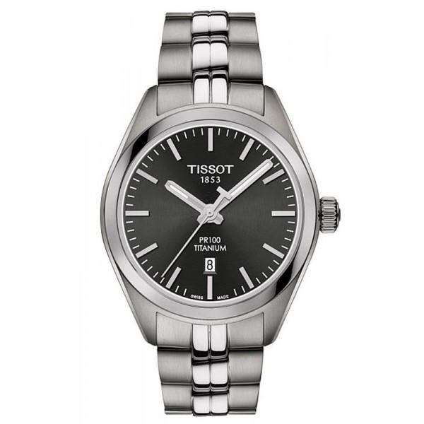 Buy Tissot Women's Watch T-Classic PR 100 Titanium Quartz T1012104406100