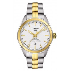 Tissot Women's Watch T-Classic PR 100 COSC Quartz T1012512203100