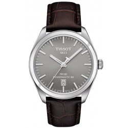 Tissot Men's Watch T-Classic PR 100 Powermatic 80 T1014071607100