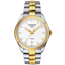 Tissot Men's Watch T-Classic PR 100 Quartz T1014102203100