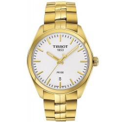 Tissot Men's Watch T-Classic PR 100 Quartz T1014103303100