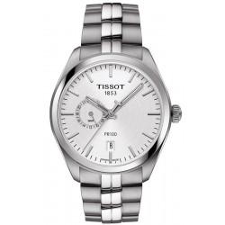Tissot Men's Watch T-Classic PR 100 Dual Time T1014521103100