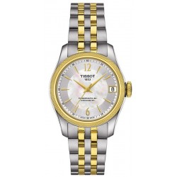Buy Tissot Women's Watch Ballade Powermatic 80 COSC T1082082211700