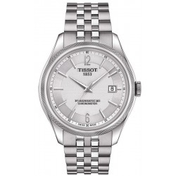 Tissot Men's Watch Ballade Powermatic 80 COSC T1084081103700