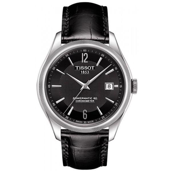 Buy Tissot Men's Watch Ballade Powermatic 80 COSC T1084081605700