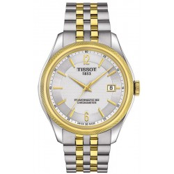 Tissot Men's Watch Ballade Powermatic 80 COSC T1084082203700