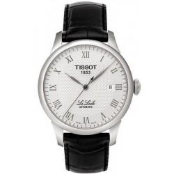 Tissot Men's Watch T41142333 T-Classic Le Locle Automatic